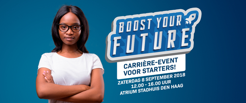 Boost Your Future 2018 Just Try It Banner