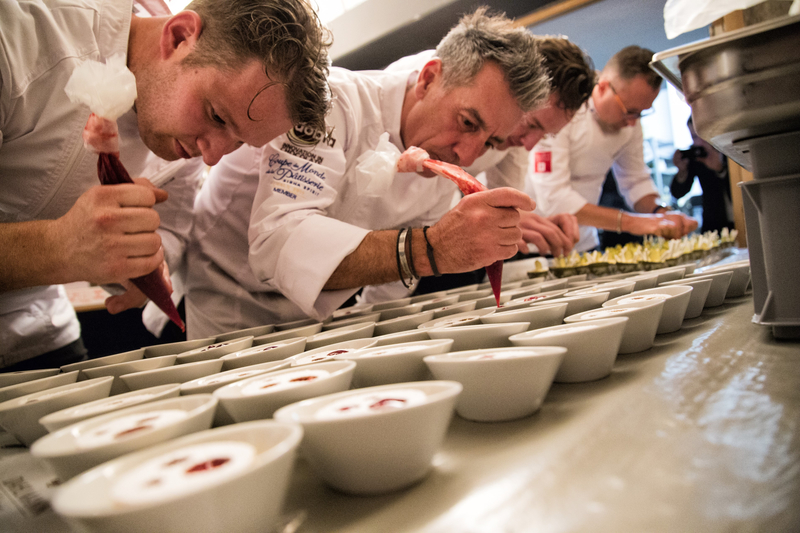 Internationale topchefs bron Dobla