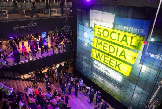 14 t/m 16 november: Start kaartverkoop Social Media Week Holland in Den Haag