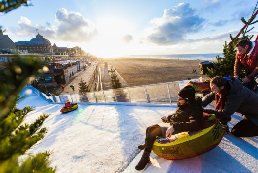 Cool Event Scheveningen weer in aantocht