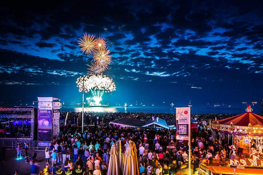 Smith Communicatie in Den Haag is trotse partner van Internationaal Vuurwerkfestival Scheveningen