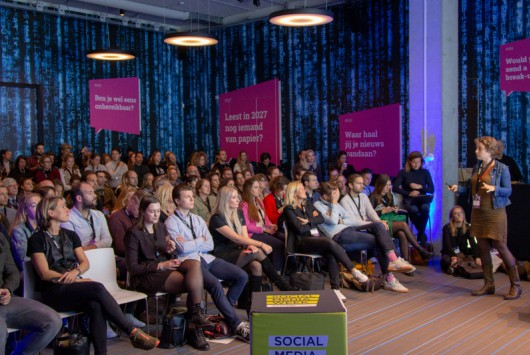 Social Media Week Holland (#SMWNL) groot succes